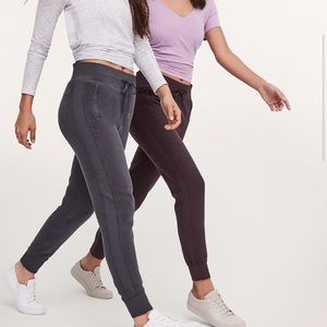 lululemon athletica Pants - Lululemon Get Going joggers